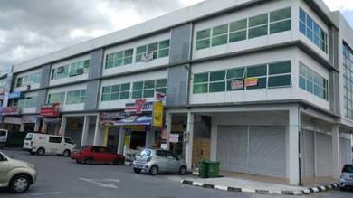 Muara Tuang / Stakan NEW CORNER Shoplot beside Klinik 1M'sia