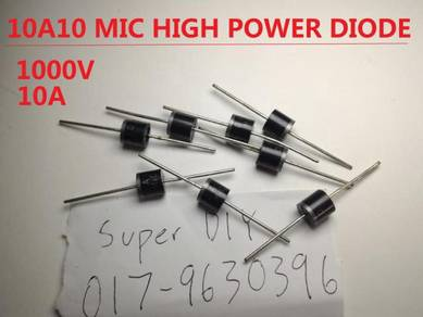 Diode 10A10 1000V 10Amp heavy duty high power
