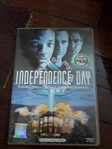 Independence day original VCD
