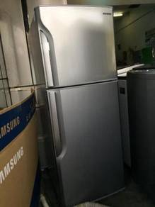 Silver Grey Fridge Refrigerator Freezer Samsung