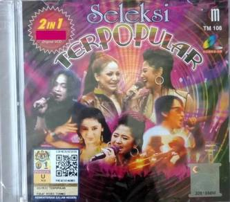 Koleksi Terpopular 2In1 VCD