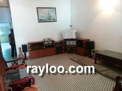 Hill Railway Road 1 Sty Semi Detached House Big Compound Old Reno