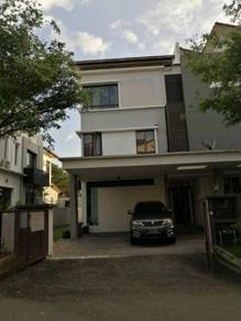 FREEHOLD 3 Storey Semi Detach House Taman Tropika 2 Bangi