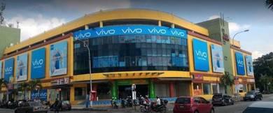 Plaza Idaman, Gombak Shop-Office Setapak - Jalan gombak full loan