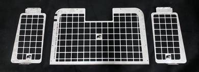 Hannibal Rear Window Grill for Land Rover Defender