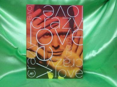 Michael Buble CRA2Y LOVE 2009 2CD 1DVD BOOK