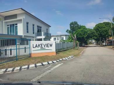 LakeView Residency, Pelangi Indah BUMI LOT Renovate & Extend FULL LOAN