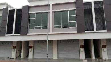 Freehold Salak Tinggi New Township 2 Sty Shop Office