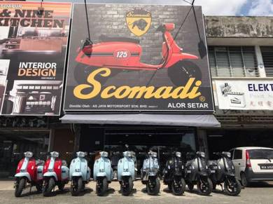 Scomadi TL125