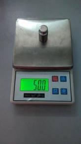 6kg x0.1g scale