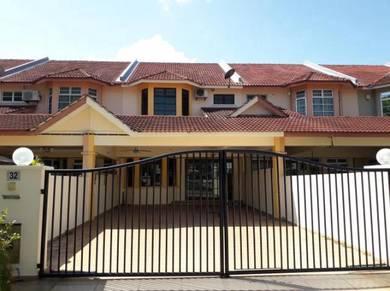 2-storey Terrace HTTA Mat Kilau Wong Ah Hang Kuantan