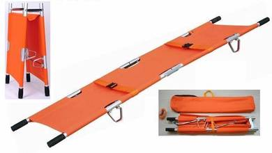 Katil Pengusung Double-fold Stretcher