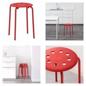 Ikea marius stool / kerusi bulat 10