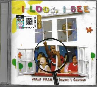 Yusuf Islam Friends And Children I Look I See CD