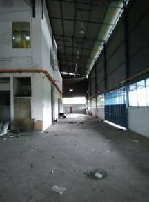 Puchong Factory - Semi D Fully Build Up