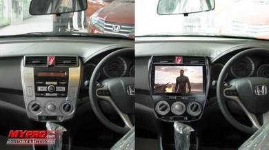 Honda city 2008Android WiFi dvd player with gps