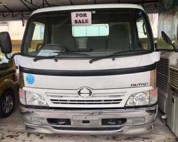 New Rebuild Hino XZU Dutro 2019