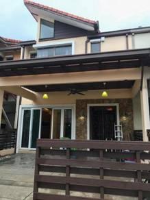 RENOVATED | Terrace House Superlink Lagenda, Bukit Jelutong