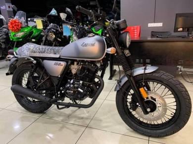 GPX Legend 150 S ~ KHM Kian Huat