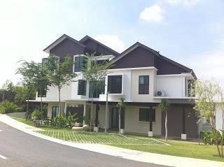 CHEAP   Twin Villa Semi-D Beethoven Symphony Hills Cyberjaya Putrajaya