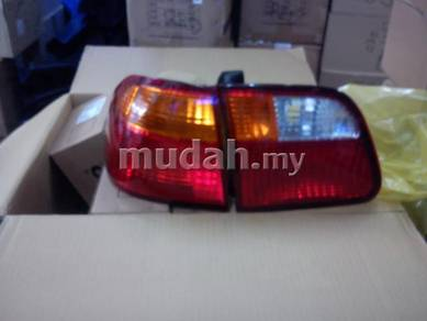 Honda civic ek 99 tail lamp light taillamp depo