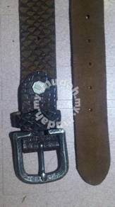 Tali Pinggang Leather Brand 3 Lines DEEPS ADVENTUR