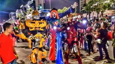 Negeri sembilan Seremban Clown service & Events