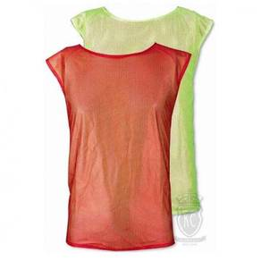 17RA Trident Reversible Bib - Red/Green