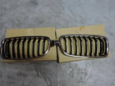 BMW 3-Series F30 Front Grille Kidney Black Edition