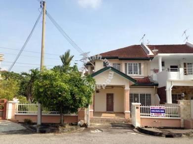 Taman Puah Jaya 2 storey terrace Corner |No agent fee