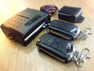 Mercedes benz W124 W210 oem car alarm with sensor
