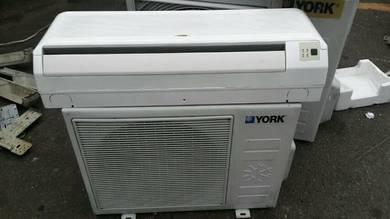 1Hp York/Panasonic/National aircond