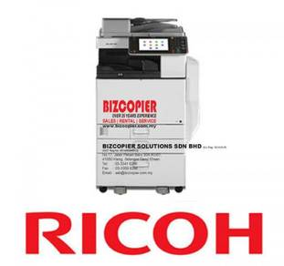 Ricoh mpc3502 photostat machine