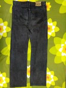 Lee Jeans Men's Straight Fit
