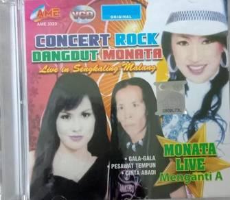 Concert Rock Dangdut Monata Live In Sengkaling Mal