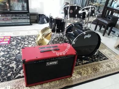 Guitar Set Studio Jamming Full Package 09