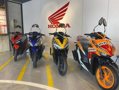 Honda vario 150i 2020 -OFFER 11/11 -DEPOSIT RENDAH