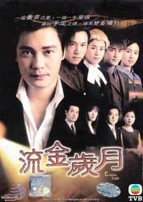 TVB HK DRAMA DVD Golden Faith