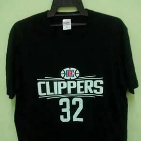 NBA Clippers Blake Griffin tshirt