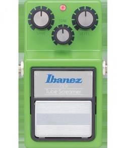 IBANEZ TS-9 Tube Screamer - Guitar Pedal
