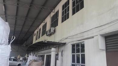 2 storey Factory, Jalan Pala, Simpang Ampat