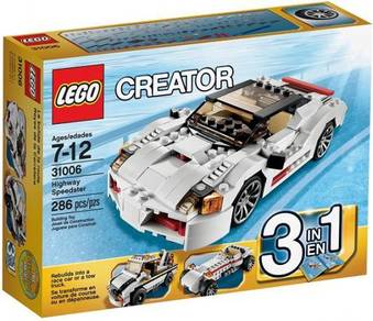LEGO 31006 Highway Speedster