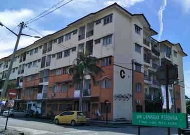 Flat at Ipoh Jalan Gopeng - Freehold