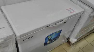 NEW STOCK Peti ais baru - 230l freezer brand hitec