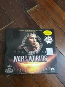 War of the worlds original VCD
