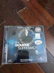 The Bourne Supremacy Original VCD