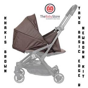 Tavo Basic Edge R Newborn Kit - Khakis Brown