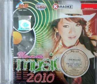 House Music 2010 VCD