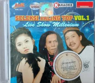 Live Show Millenium Seleksi Paling Top Vol.1 VCD