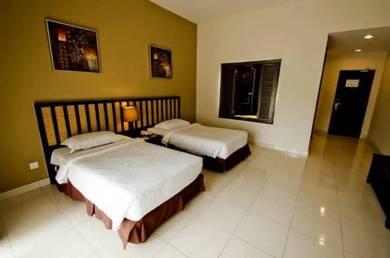 Gold coast morib 3bedroom resort weekday/weekend